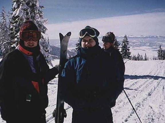 These are some photos from a trip to Steamboat Springs Colorado where my uncle Zubin, my brother Brett and I did some Snow Cat skiing in the back country.