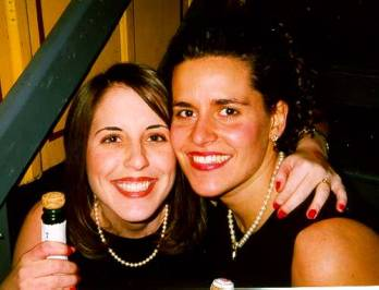 This page is dedicated to my very cute couch mates, Rebecca Almasy (left) and Karen Imhoff (right), from Penn State.